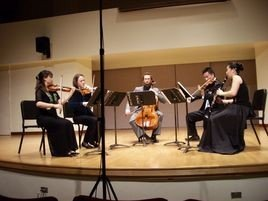 Performing Brahms Quintet
