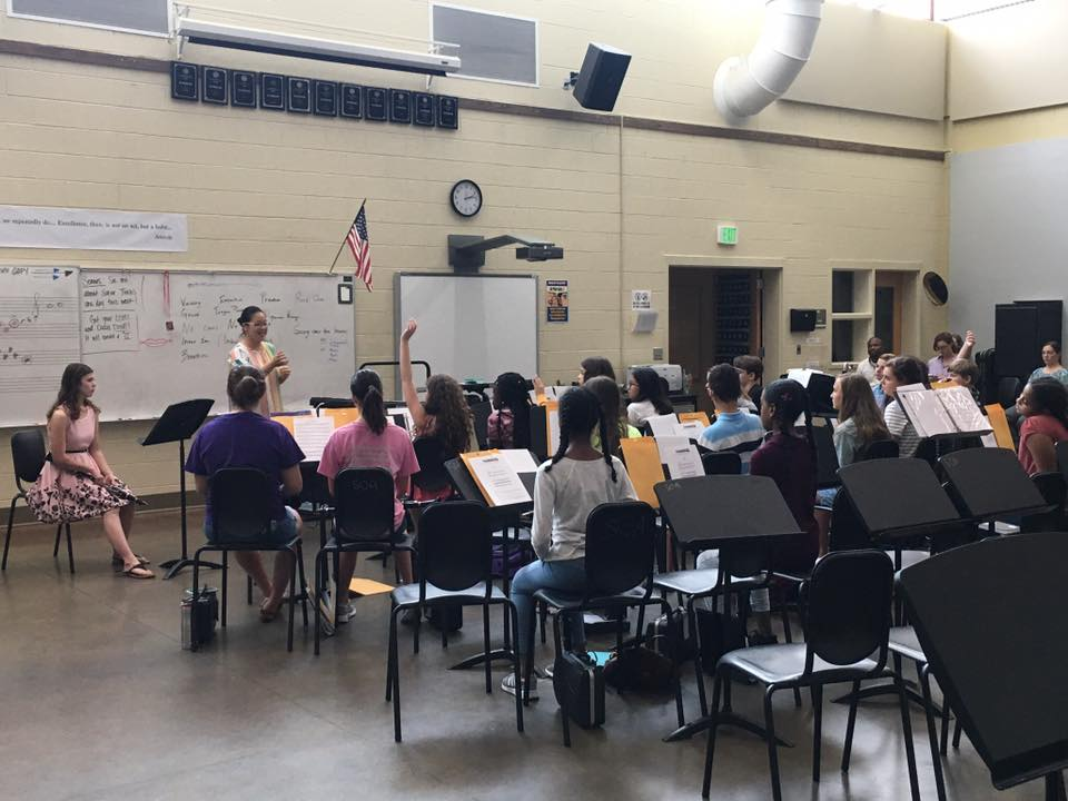 2018 Charleston Clarinet Day