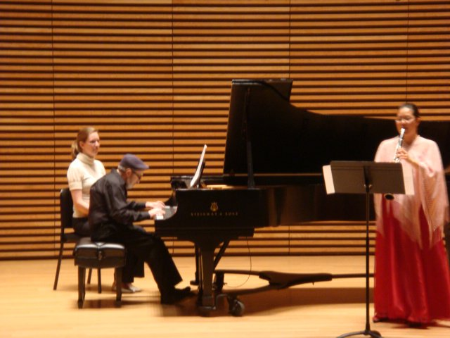 With Composer-Pianist Paul Schoenfield