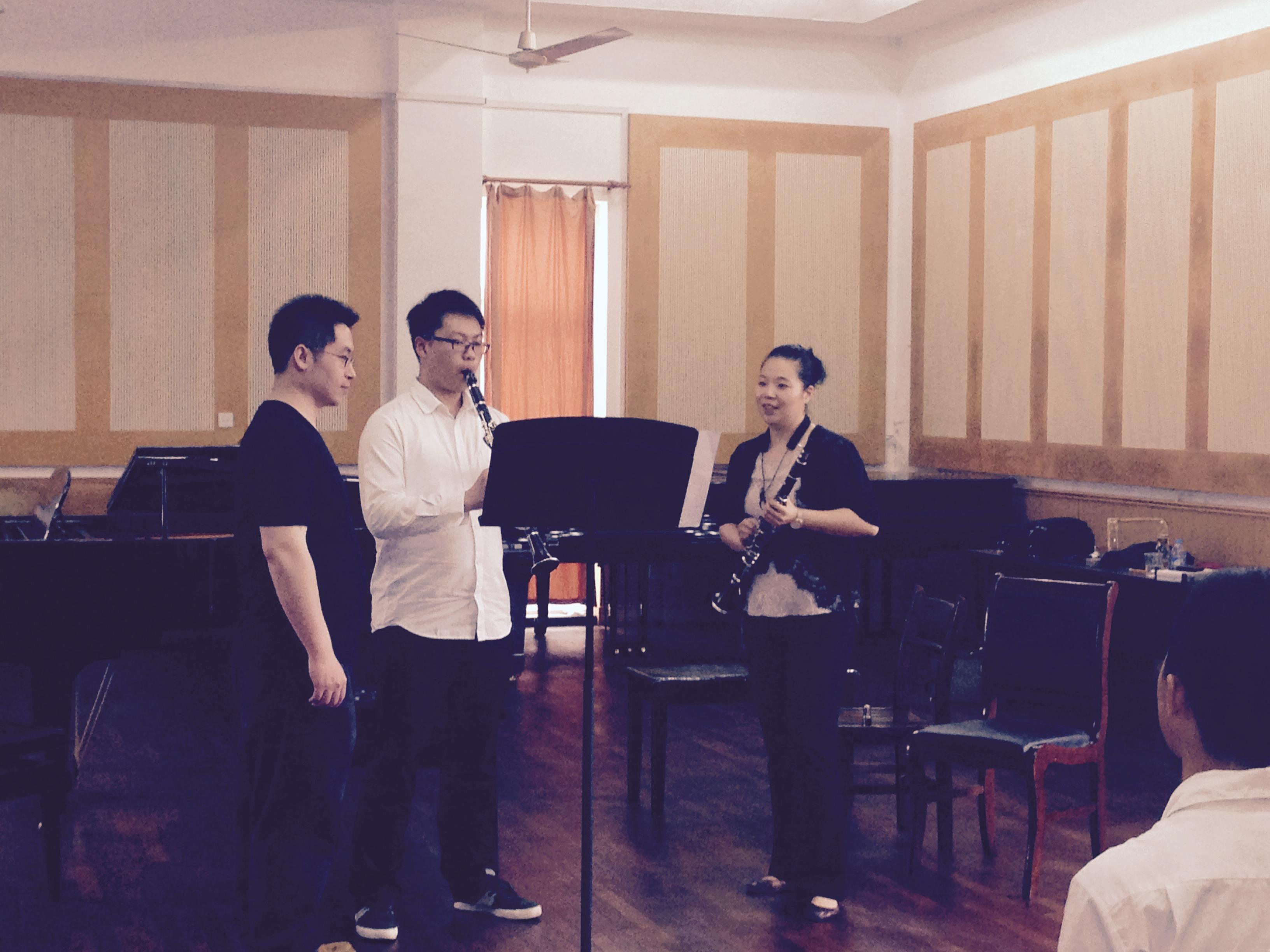 Shanghai Conservatory of Music (China)