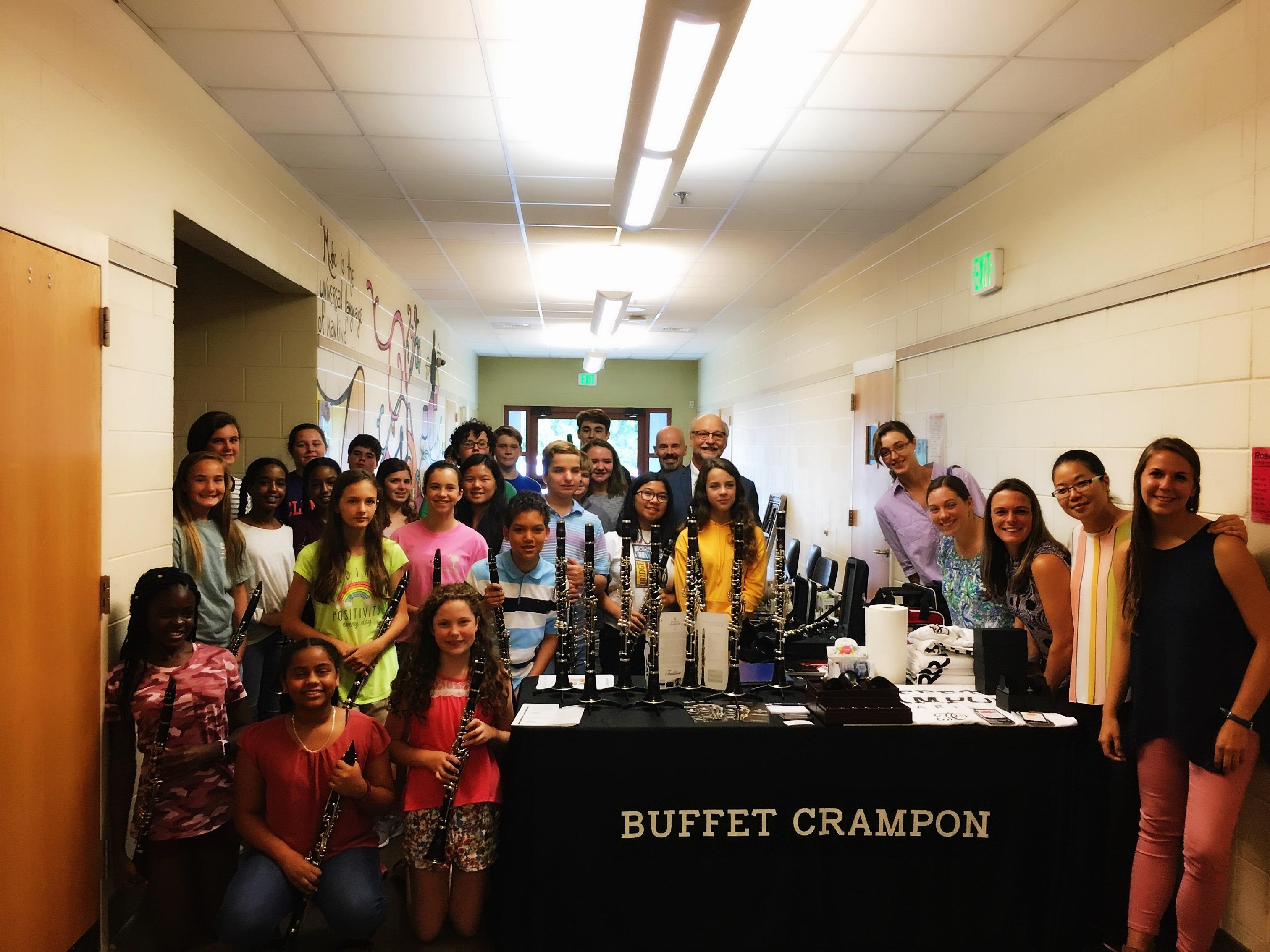 2018 Charleston Clarinet Day