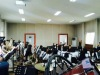 Chatting with a High School Band Class in Jeonju, South Korea